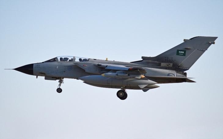 RAF se rozloučilo s útočnými letouny Tornado