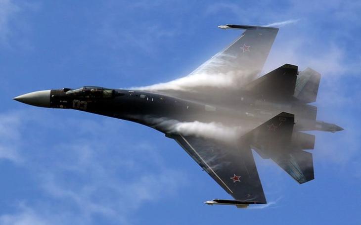 Turecko a Rusko jsou blízko dohodě o dodávce letounů Su-35