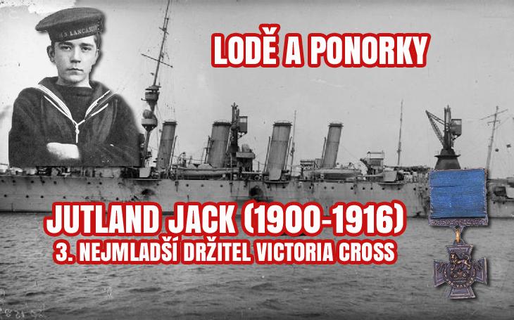 Jutland Jack – příběh nejmladšího námořníka, který zahynul v největší námořní bitvě první světové války