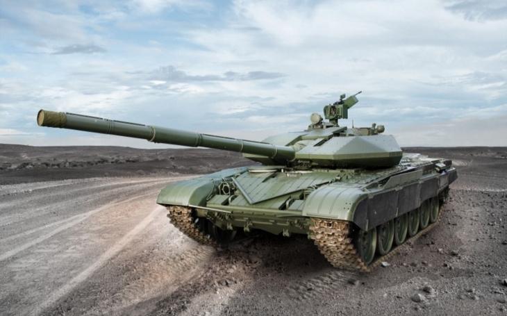 T-72 Scarab – česká modernizace osvědčeného bojového tanku