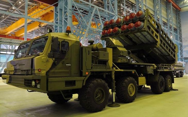Rusko spouští výrobu protivzdušných systémů S-350 Viťaz