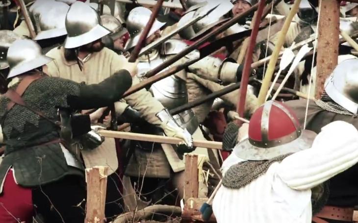 Bitva Libušín – 28. ročník největšího středověkého festivalu u nás