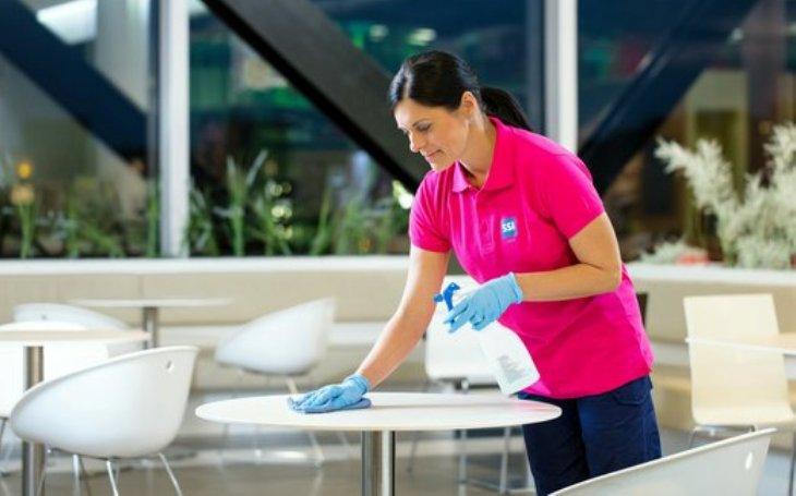 Firmy stále více dbají na čistotu na pracovišti. Ta může být i jedním z faktorů při rozhodování o novém místě