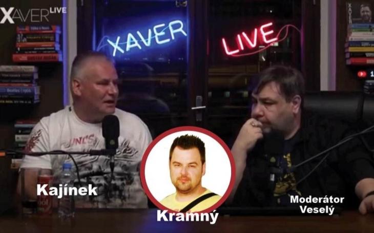 """VIDEO: Jiří Kajínek o Petru Kramném: """"Je nevinný!"""" Rozhovor, ze kterého mrazí"""