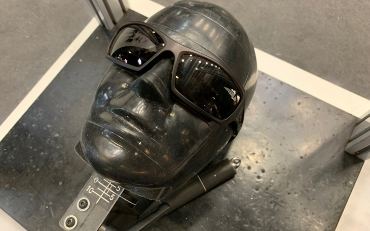 IWA 2019 - střelecké brýle od Wiley X