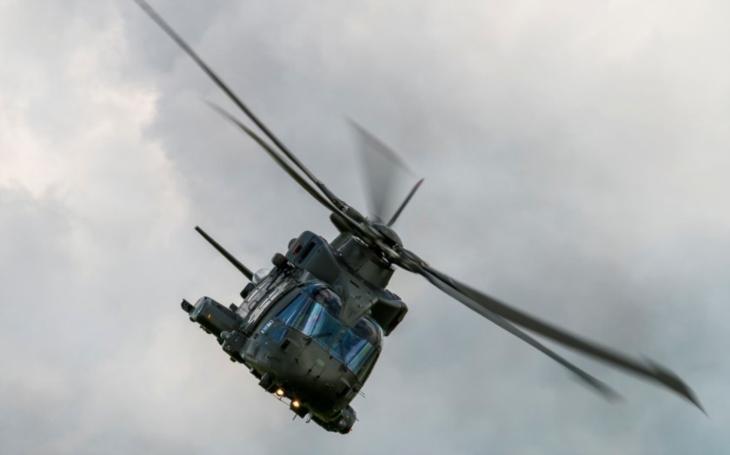 Leonardo dodá 4 víceúčelové vrtulníky AgustaWestland AW101 Polsku, kontrakt má hodnotu 380 milionů eur