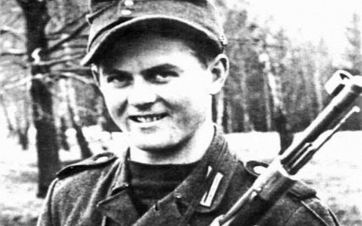 ,,Noční můra&quote; Sovětů Matthäus Hetzenauer - snajperské eso, které si připsalo 345 potvrzených zabití