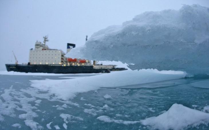 Boj o ropu aneb příští bojiště Arktida?