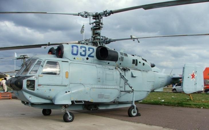 Indické letectvo posílí ruské vrtulníky Kamov Ka-31
