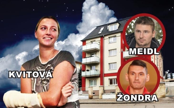 Pořezaná Petra Kvitová: Základní rozpor v její výpovědi. Do domu nikdo nevešel. Soudkyně však už píše rozsudek