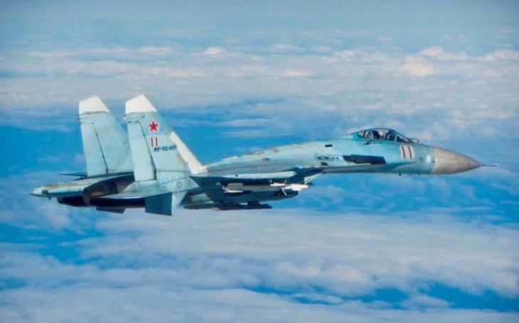 Poslední modernizované Su-27 dodány