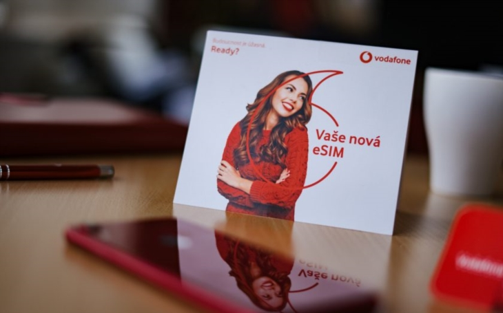 Vodafonu přibývá zákazníků, kteří používají eSIM. Nově mohou volat přímo z hodinek