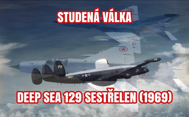 """EC-121 Warning Star sestřelen – severokorejští """"hrdinové"""" na MiG-21 (1969)"""