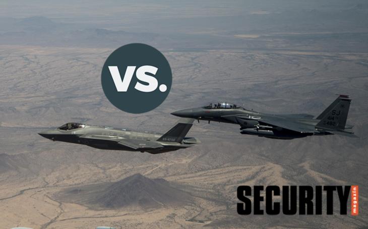 """Lockheed nabízí americkým vzdušným silám letouny F-35 ,,zalevno""""e;. Chce vyšachovat svého konkurenta?"""