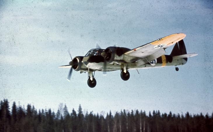 Bristol Blenheim – bombardér, který bojoval proti Hitlerovi i Stalinovi
