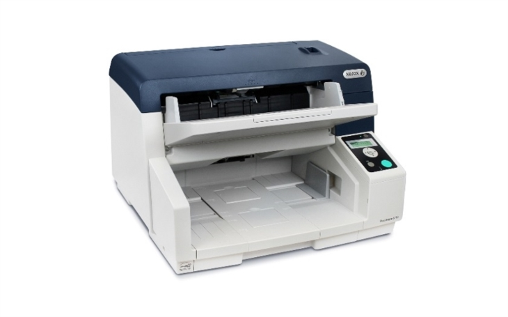 Nový produkční skener od Xeroxu přináší inovaci v podobě paralelního skenování