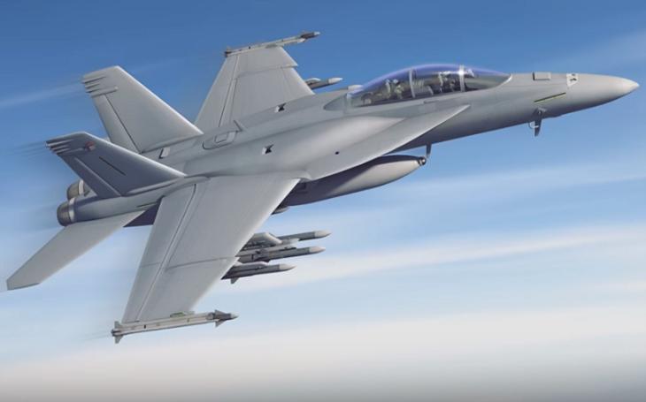 F/A-18E/F Super Hornet Block III bude dodán US Navy již příští rok