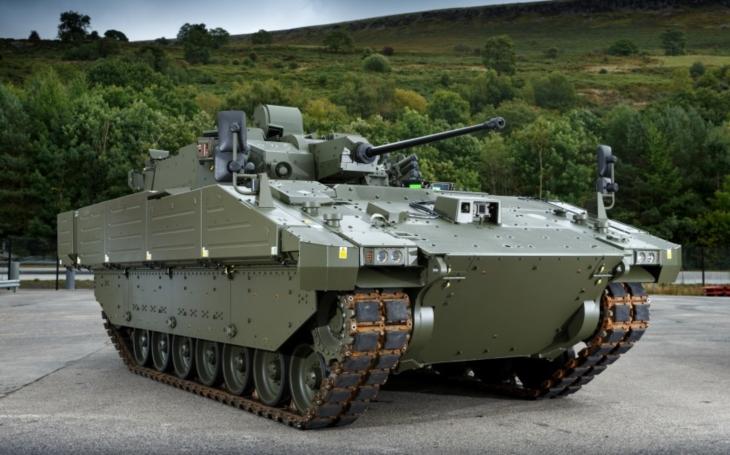 General Dynamics potvrdila nabídku pro australský program LAND 400 Phase 3