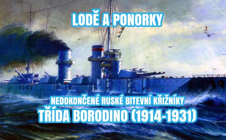 Carovy bitevní křižníky neschopný SSSR nikdy nedokončil