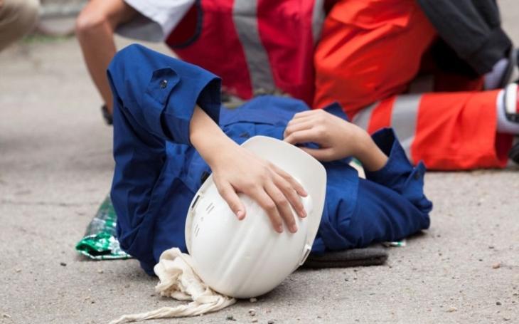 V Česku stoupl počet smrtelných pracovních úrazů. V polovině loňského roku zemřelo 60 lidí, o čtvrtinu více než v roce 2017
