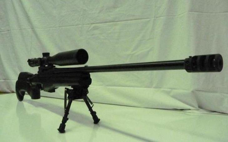 Odstřelovačská puška Sako TRG 22 - Sázka na kvalitu aneb špičková finská zbraň ve výzbroji české armády