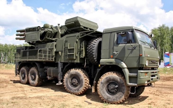 Rusko hledá náhradu za protiletadlový systém Pancir-S1