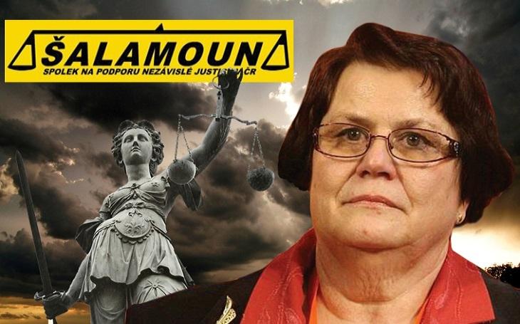 Nová ministryně spravedlnosti Marie Benešová je velkou nadějí pro změnu justice, zní ze spolku Šalamoun