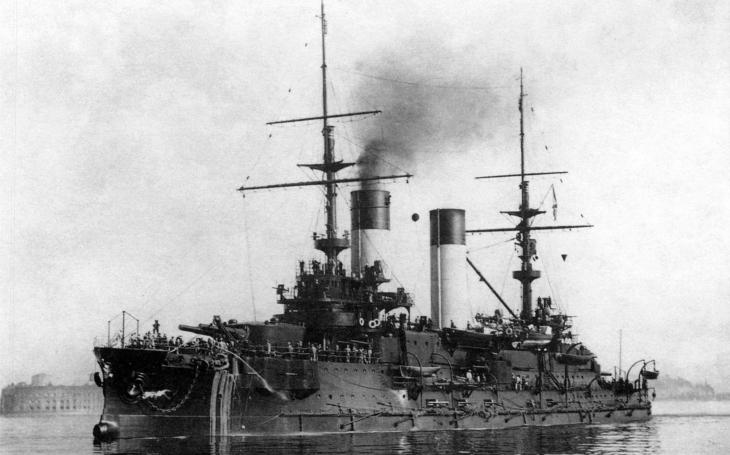 Ruskou flotilu na cestě za osudem do Port Arturu mohla potopit už britská Royal Navy