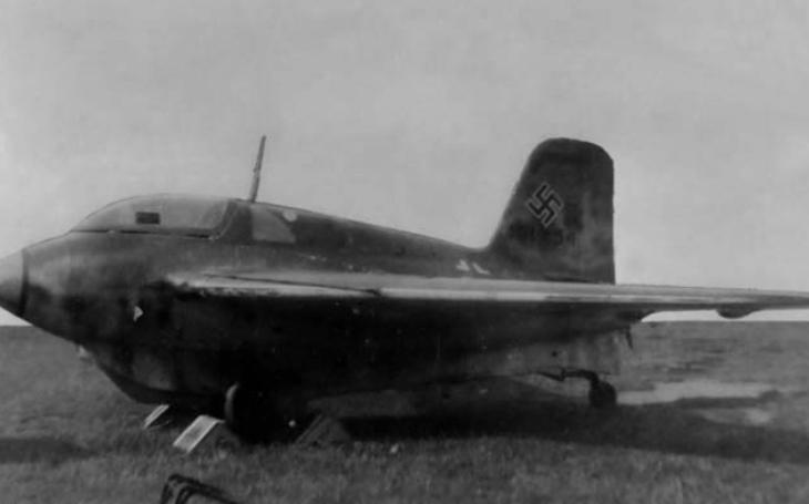 """,,Létající rakve""""e; aneb nejhorší letouny v historii druhé světové války (VI.): Záchytný raketový stíhací letoun Messerschmitt Me 163 Komet se často měnil v smrtící past"""