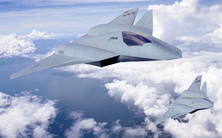 Americké námořnictvo vyvine příští stíhací letoun bez kooperace s letectvem