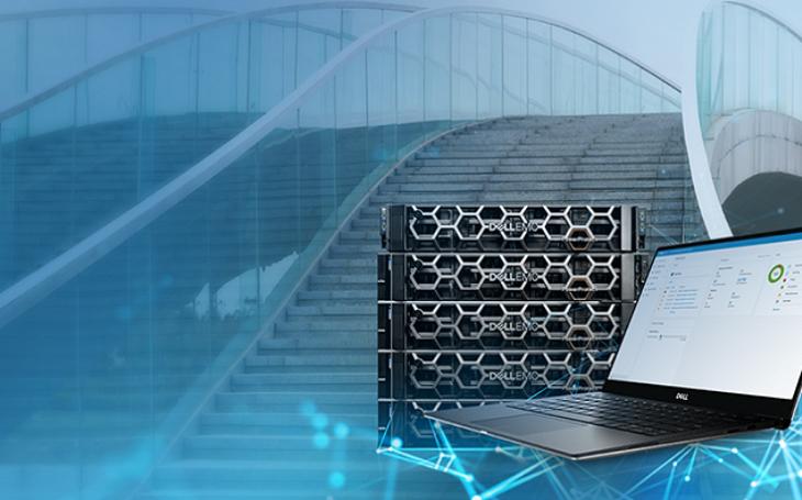 Společnost Dell Technologies představila nová a vylepšená řešení pro ukládání, správu a ochranu dat