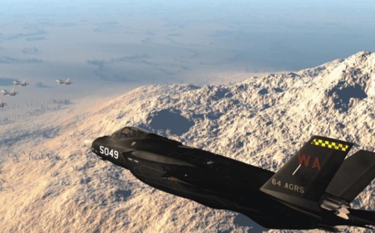 """Americké letectvo zřídí """"agresorskou"""" letku s F-35"""