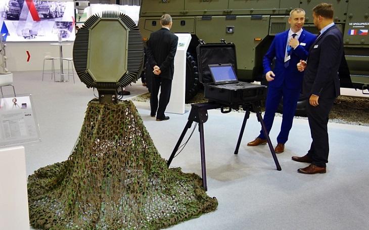 Pardubická RETIA vyvinula první český víceúčelový 3D radar