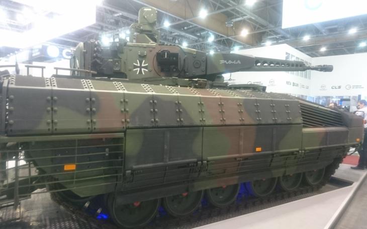 Armáda České republiky - argumenty pro osádkové věže pásových BVP