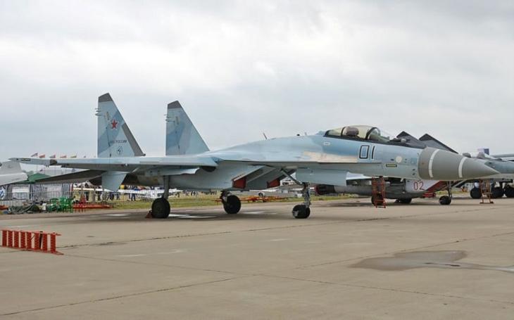 Ruské letectvo dostane 20 stíhačů Su-35S do konce roku 2020