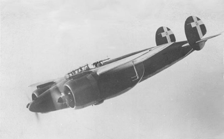,,Létající rakve&quote; aneb nejhorší letouny v historii druhé světové války (VIII.) - bombardéru Breda Ba.88 nepomohla ani italská propaganda, nakonec sloužil jako cvičná návnada
