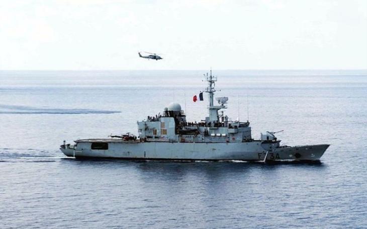 Německo proti Číně. Zvažuje poslání válečného plavidla do Taiwanského průlivu