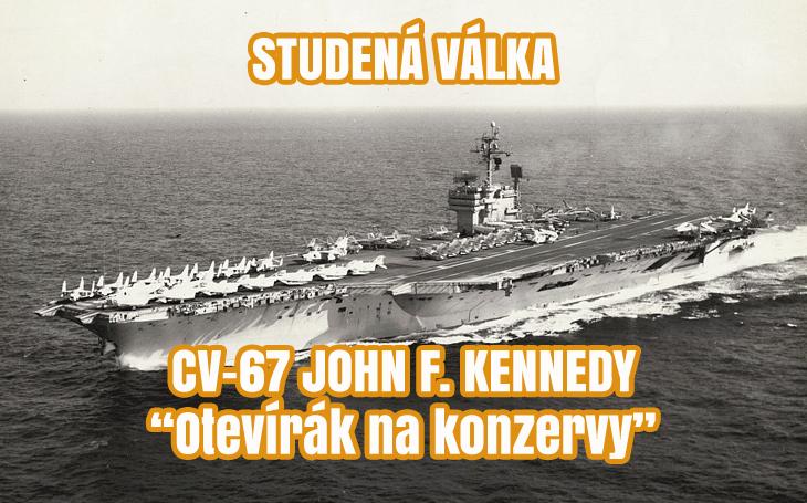 Srážka křižníku Belknap s letadlovou lodí John F. Kennedy - &quote;Otevírák na konzervy&quote; (1975)