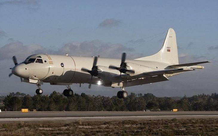 Filipíny projevily zájem o americký protiponorkový a námořní hlídkový letoun P-3 Orion