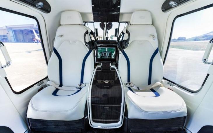 Bell 429 na vzestupu mezi evropskými firemními zákazníky