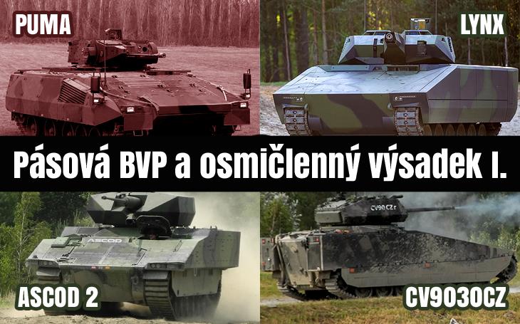 Tendr na BVP: Kritika, rozpory a otazníky – díl I. - armádě věříme, ale nerozumíme
