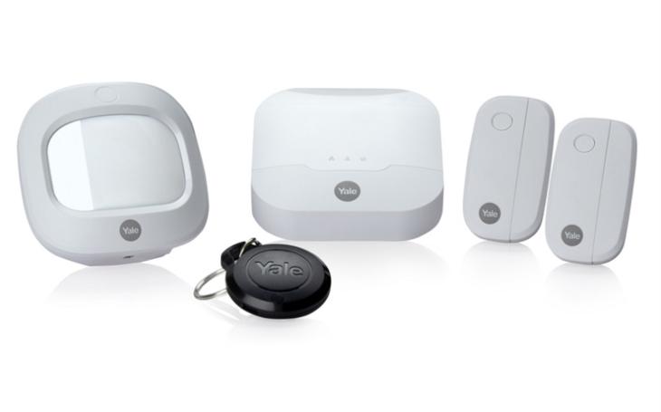 Chytré domácí alarmy Yale přidávají integraci s domácím osvětlením nebo hlasovým asistentem