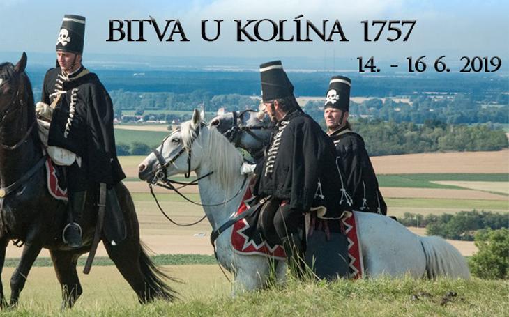 Válka v krajkách - bitva u Kolína (1757-2019)
