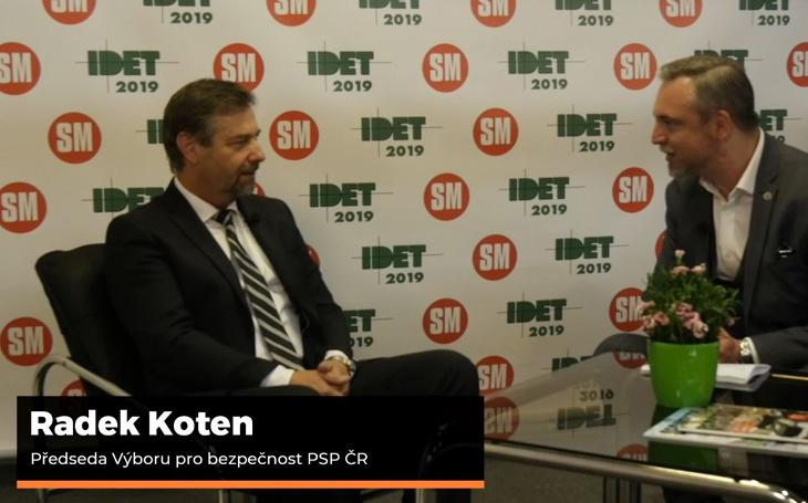 Předseda Výboru Koten k vojenským zakázkám: Parametr ceny je scestný. Musíme bránit bezpečnost našich vojáků