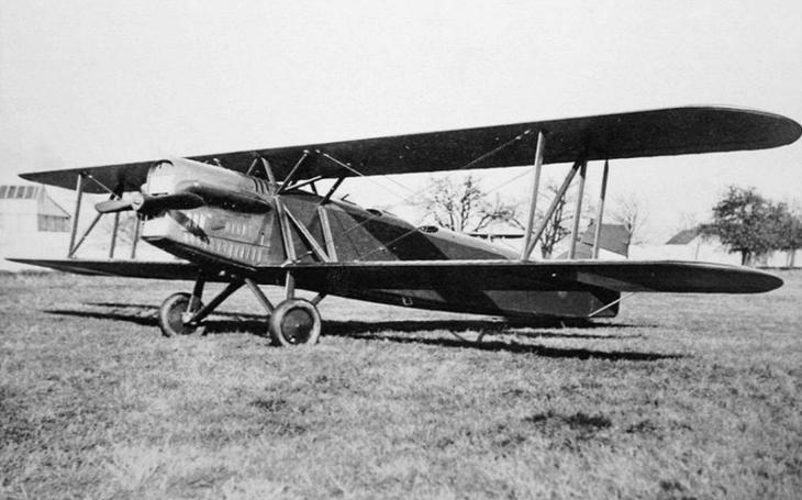Letov Š-16 - první československý letoun s celokovovou kostrou