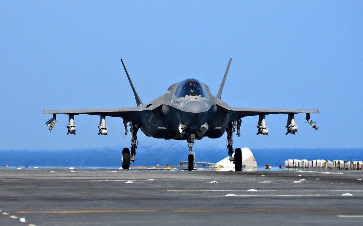 Španělsko zvažuje nákup letounů F-35, i když se zapojilo do francouzsko-německého projektu stíhačky 6. generace
