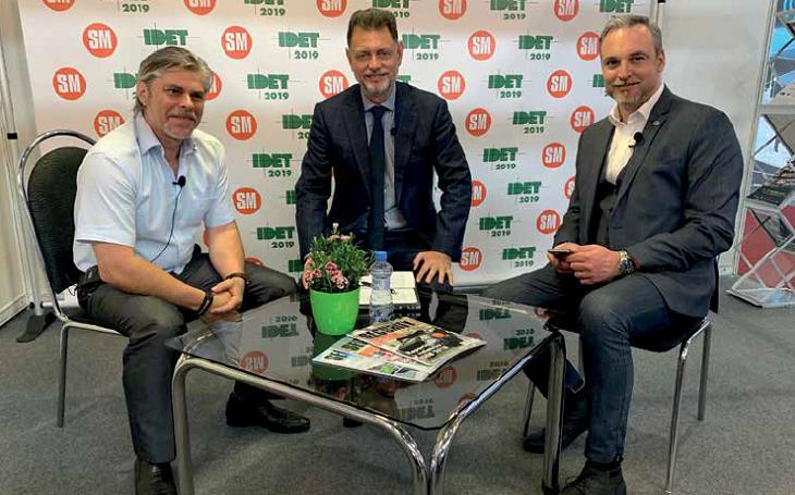 IDET 2019 - VOP je nejslabší článek tendru na nová BVP, říká exposlanec Bohuslav Chalupa