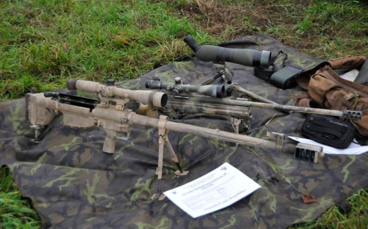 Odstřelovací puška Falcon: Moderní zbraň pro českou armádu se zvýšeným dostřelem