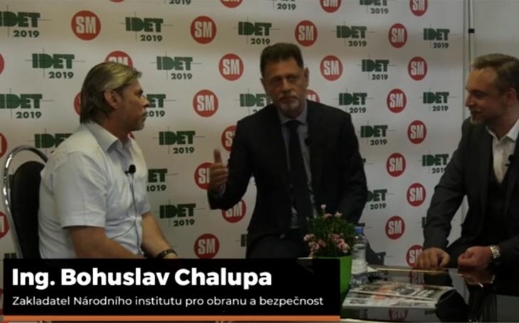 Bohuslav Chalupa: Ukrajině je třeba pomáhat konkrétními projekty