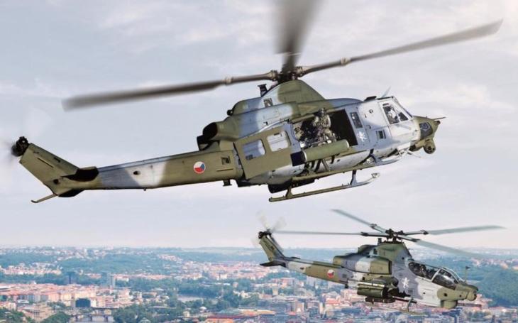 Víceúčelové vrtulníky pro AČR – je italské řešení skutečně mimo hru?